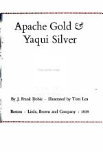 Apache Gold & Yaqui Silver