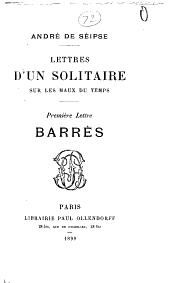 Barrès