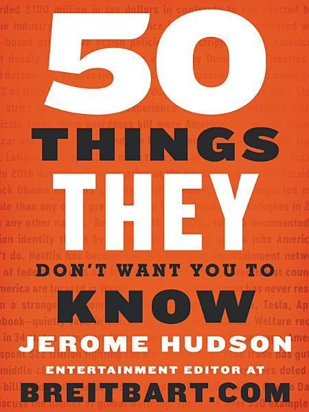 Download 50 Things They Don t Want You to Know Book