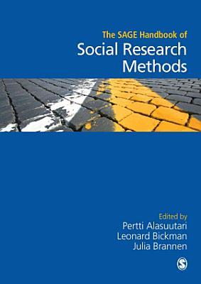 The SAGE Handbook of Social Research Methods