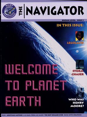 Navigator Non Fiction Year 3  Welcome to Planet Earth PDF