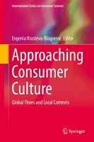 Approaching Consumer Culture PDF