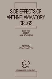 Side-Effects of Anti-Inflammatory Drugs: Part Two Studies in Major Organ Systems