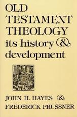Old Testament Theology PDF