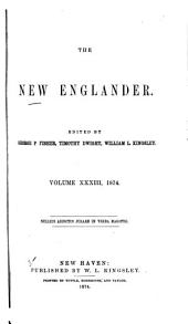 New Englander and Yale Review: Volume 33