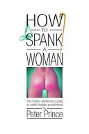 How To Spank A Woman Book PDF