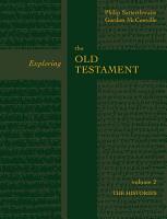 Exploring the Old Testament Vol 2 PDF