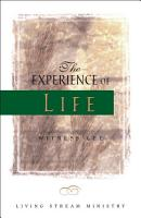 The Experience of Life PDF