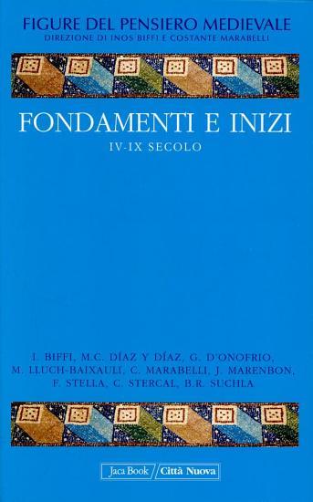 Figure del pensiero medievale PDF