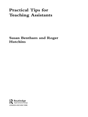 Practical Tips for Teaching Assistants PDF