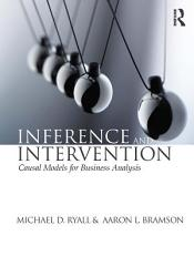Inference And Intervention Book PDF