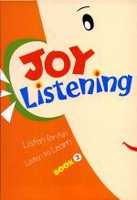 JOY Listening 2 課本