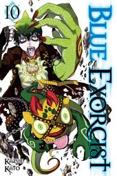 Blue Exorcist: Volume 10