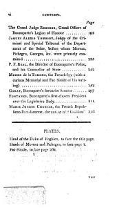 "The Revolutionary Plutarch: Exhibiting the Most Distinguished Characters, Literary, Military, and Political, in the Recent Annals of the French Republic; the Greater Part Fom the Original Information of a Gentleman Resident at Paris. To which as an Appendix, is Reprinted Entire, the Celebrated Pamphlet of ""Killing No Murder."", Volume 3"