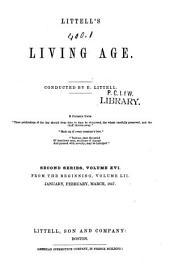 The Living Age: Volume 52