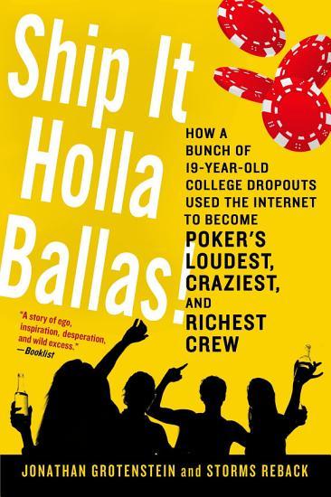 Ship It Holla Ballas  PDF