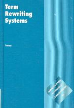 Term Rewriting Systems