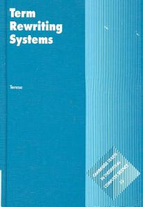 Term Rewriting Systems Book
