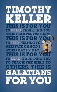 Galatians For You PDF Book