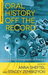 Oral History Off The Record Book PDF