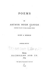 Poems; with a Memoir