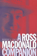 A Ross MacDonald Companion