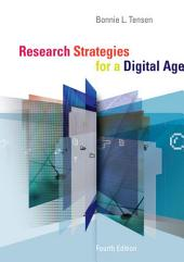 Research Strategies for a Digital Age: Edition 4