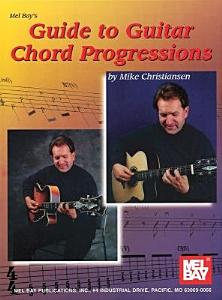 Guide to Guitar Chord Progressions Book