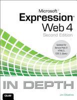 Microsoft Expression Web 4 In Depth PDF