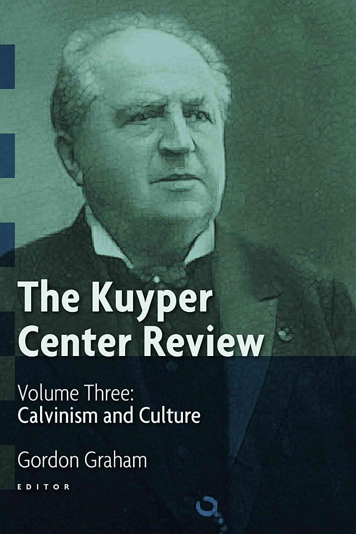 The Kuyper Center Review