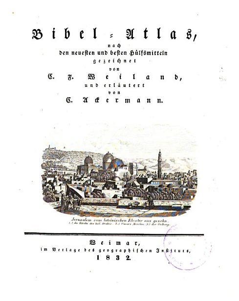Bibel Atlas0