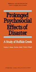 Prolonged Psychosocial Effects Of Disaster Book PDF