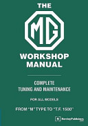 The MG Workshop Manual