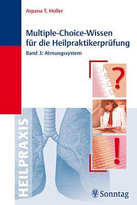 Multiple Choice Wissen f  r die Heilpraktikerpr  fung PDF