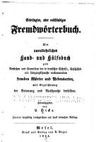 Gedr  ngtes  aber vollst  ndiges Fremdw  rterbuch PDF