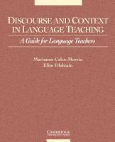 Discourse and Context in Language Teaching PDF
