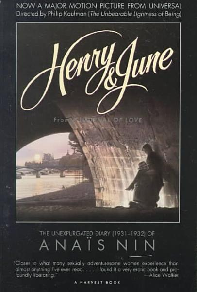 Download Henry and June Book