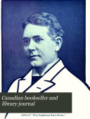 Download Canadian Bookseller and Library Journal Book