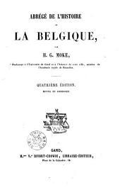 Petit abrégé de l'histoire de la Belgique