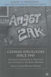 German Ideologies Since 1945 PDF