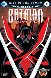 Batman Beyond (2016-) #8