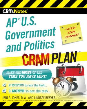 CliffsNotes AP U S  Government and Politics Cram Plan