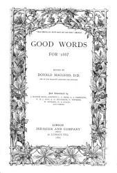Good Words and Sunday Magazine PDF
