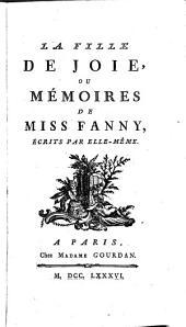 Nouvelle Traduction De Woman Of Pleasur ou Fille de Joye: Contenant Les Mémoires de M.elle Fanny .... ¬La Fille De Joie, Ou Mémoires De Miss Fanny, Volume1
