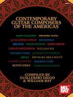 Contemporary Guitar Composers of the Americas PDF