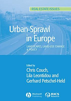 Urban Sprawl in Europe PDF
