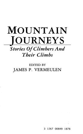 Mountain Journeys PDF