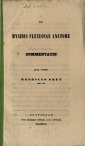 De mysidis flescuosae anatome: commentatio