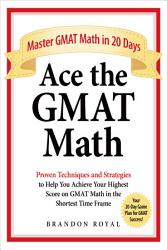 Ace the GMAT Math PDF