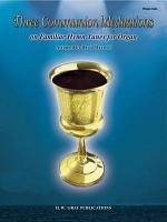 Three Communion Meditations on Familiar Hymn Tunes PDF